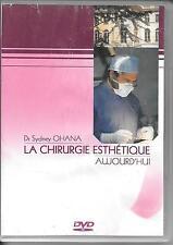 DVD ZONE 2--DOCUMENTAIRE--LA CHIRURGIE ESTHETIQUE AUJOURD'HUI--SYDNEY OHANA