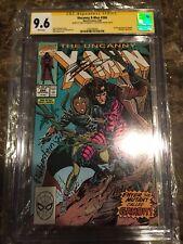 Uncanny X-Men #266 CGC 9.6 1st Gambit SS Claremont & Rubenstein