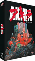 ★ Akira ★ Edition Collector Limitée - Combo [Blu-ray] + DVD
