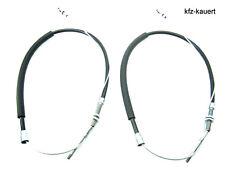 Gemo Handbremsseil SET passend für Porsche 911 Bj.69-89 Handbremse Seil Zug
