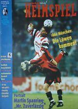 Programm BL 1995/96 SC Freiburg - 1860 München
