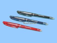 the POOL x fragment design x PILOT FRIXION Pen [ RED + BLUE + BLACK ] SET 日本限定