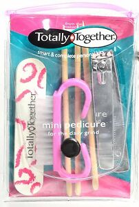 Trim Mini Pedicure Kit for Daily Grind. Four Kinds of Tools. Toenail clipper