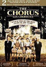 THE CHORUS (Les Choristes) USED VERY GOOD DVD HARD TO FIND BOY'S SCHOOL