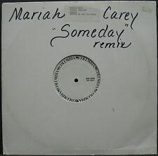 "MARIAH CAREY Someday 1990 US Advance PROMO ONLY 12"" Shep Pettibone VG+"