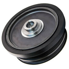CRANKSHAFT PULLEY KIT VIBRATION DAMPER FOR BMW E46 E60 E81 E87 E90 M47N 320D New