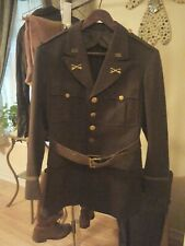 1930's US Army Air Force Dress Green Military Uniform Mens