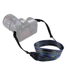 Pattern Camera Neck Shoulder Sling Belt Strap For DSLR/SLR Camera Canon Shan