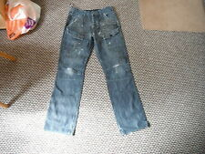 """Voi Jeans Relaxed Jeans Waist 32"""" Leg 34"""" Faded Dark Blue Mens Jeans"""