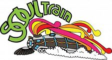 Soul Train Iron On Transfer For T-Shirt & Other Light Color Fabrics #1