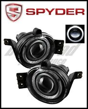 Spyder DODGE RAM 1500 2002-2005 Halo Projector Fog Lights w/swch Clear