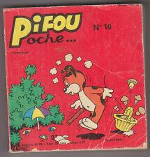 C1 Roger MAS - PIFOU POCHE # 10 1968