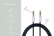3.5mm to 3.5mm 1.5 Replacement Audio Lead For Skullcandy Hesh2.0 headphones