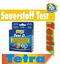 Wassertest Tetra O2 Test Sauerstoff Test