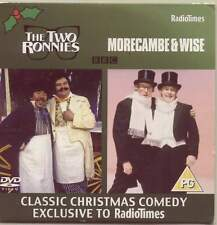 THE TWO RONNIES '82 + MORECAMBE & WISE '76: CLASSIC CHRISTMAS COMEDY - PROMO DVD