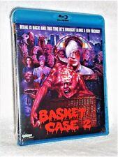 Basket Case 2 (Blu-ray, 2016) NEW horror Kevin Van Hentenryck Kathryn Meisle