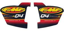 FMF Racing Q4 Hex 2-Part Wrap Replacement Exhaust Decal 012785