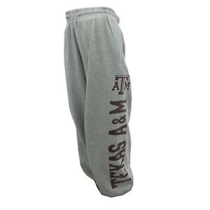 Texas A&M Aggies Official NCAA Adult Size Sweatpants With Pockets New with Tags