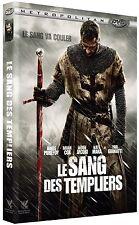DVD *** LE SANG DES TEMPLIERS *** de Jonathan English avec Brian Cox, Kate Mara,