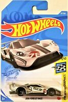 Hot Wheels - 2021 HW Speed Graphics 1/10 2016 Ford GT Race 67/250 (BBGRY40)