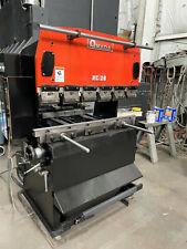 25 Ton X 4' Amada RG 25 Hydraulic Press Brake - Fabricating Machinery