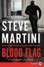 Blood Flag: A Paul Madriani Novel by Martini, Steve