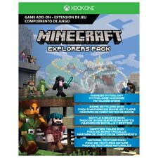 Minecraft Explorer's Pack Game Add-On DLC [Xbox One] - Fast Dispatch