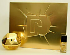 Lady Million por Paco Rabanne 50ml EDP Rocíe + 9ml Esmalte De Uñas Conjunto de Regalo