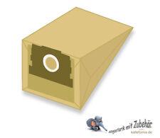 Borse per adattarsi ZANUSSI ZAN3002 compatto alimentazione aspirapolvere confezione da 5 Sacchetti Forte