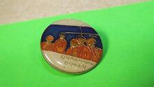 Vintage Duran Duran Hat Pin Rare Music