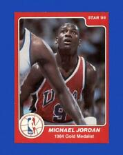 1984-85 Star Set Break #195 Michael Jordan NR-MINT *GMCARDS*