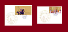 CEPT Ancient Postal Routes EUROPA EUROPE 2020 Azerbaijan stamps FDC