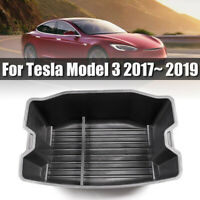 ABS Car Rear Trunk Storage Box Mat Durable Odorless For Tesla Model 3