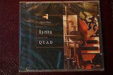 Rare British Music on Lyrita from Quad 15 Tracks CD Sealed LYRIQUE001 78 mins
