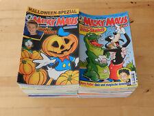 161 Micky Maus Hefte Walt Disney Comics Comic Sammlung 2002 - 2015 Nr. 518