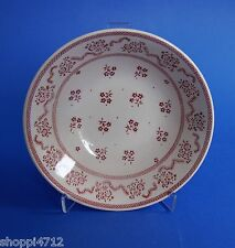 """laura ashley"" SALAT/Müsli-Bowl 04 -Petite Fleur ""red-pink""JOHNSON BROTHERS 16cm"