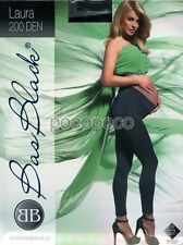 Leggings Premamá 200 Guarida Bas Negro Art. Laura