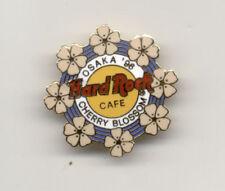 Hard Rock Cafe Osaka Cherry Blossom 1996 Pin