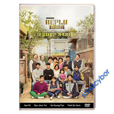 Reply 1988 Korean Drama (4 DVDS) Excellent English subtitles & Quality.
