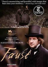 DVD: Faust, Alexander Sokurov. Good Cond.: Johannes Zeiler, Anton Adasinsky, Iso