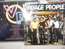 VILLAGE PEOPLE - IN THE STREET - OZ 9 TRK CD ( INC BONUS ) VERY CLEAN - DISCO