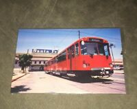 San Diego Trolley Postcard (Unused)