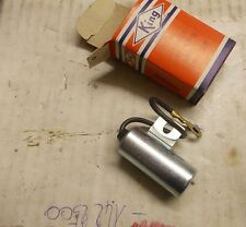 CONDENSATORE ACCENSIONE PEUGEOT 404 RENAULT 8 10 MAJOR SEV IGNITION CONDENSER