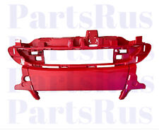 Genuine Smart Fortwo Front Bumper Cover Paneling Red 4516270102CC0L
