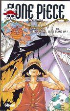 ONE PIECE tome 10 Oda manga shonen en français