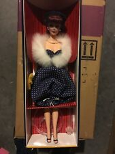 Grant A Wish GAY PARISIENNE BARBIE  DOLL MATTEL RED HEAD RARE NRFB
