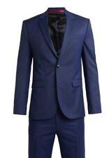 HUGO BOSS - HUGO ASTIAN HETS Suit - Blue - Size UK40L