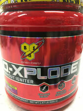 BSN N.O.XPLODE Pre-Workout Energy NO Pump 36 Servings BONUS SIZE. Exp.6/19