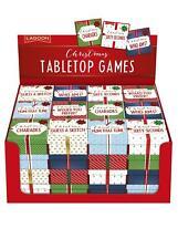 Lagoon - Christmas Tabletop Games - Sold Individually or Set of 6