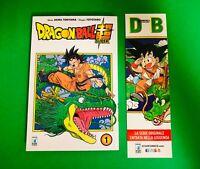 manga DRAGON BALL SUPER 1 + segnalibro - Star Comics